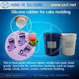 SGS RoHS e FDA Silicone Rubber Supplier/Cake Molding Silicone Rubber