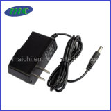 5V1.5A Switching Power Supply、EU PlugとのPower Adapter