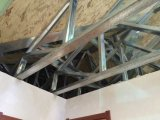 Гальванизированные лучи C z h стали для структурно домов виллы