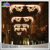 Luzes de rua da estrela do motivo da luz de rua comercial para a venda