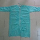 Xiantao湖北MEKの使い捨て可能な非編まれた緑の手術衣