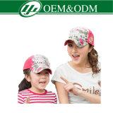 Cappelli larghi variopinti di Snapback del bordo del cotone