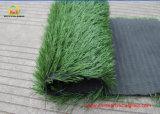Form-synthetisches Gras für Fußballplatz