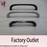Ручка мебели ручки шкафа сплава цинка прямой связи с розничной торговлей фабрики (ZH-1018)