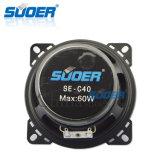 Дороги дюйма 4 коаксиального рупора 4 автомобиля Suoer 2016 диктор новой высокопроизводительной коаксиальный (SE-C40 (4 дюйма))