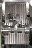 Centro fazendo à máquina do CNC CDS-42 (torno do CNC)