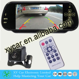 7inch TFT Monitor, Visible Car Parking Sensor com Camera, 12V, LCD Rear View Mirror (XY-2017AV)