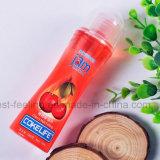 Lubrifiant de gelée de saveur normale de la qualité 100g pour la vente en gros sexuelle