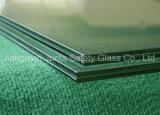 verre feuilleté de 3mm+0.38PVB+3mm à de 19mm+3.04PVB+19mm
