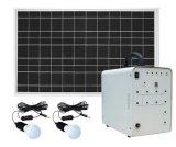 солнечные домашние наборы 20W/солнечная домашняя система/солнечная электрическая система