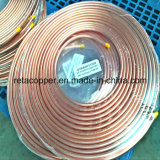 Bobina de cobre de la crepe del acondicionador de aire