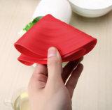Kussen van het Diner van het silicone het Antislip om Placemat