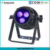 32 Bit Linear escurecimento Mini Rgbaw UV PAR LED