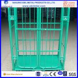 Container van het Broodje van het Staal van de hoge Capaciteit de Poeder Met een laag bedekte die in China wordt gemaakt