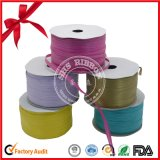 Colorful Polyester Raffia Curly Ribbon