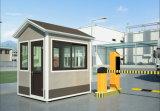 Cabine modular móvel luxuosa destacável do protetor de segurança