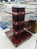 Étagère neuve de crémaillères d'étalage de sucrerie de modèle/de crémaillère étalage de chocolat