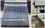 Collettore solare dell'acqua calda del condotto termico