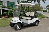 ISOは2人の乗客のゴルフ車を証明した