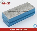 De metaal-Band Schurende Fickert van de diamant voor het Malen van Steen (T170 Plastic Basis)