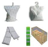 Desecativo desecante de gran alcance del envase del cloruro de calcio para el envío