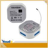 De controle remoto escolhir o módulo de interruptor do relé