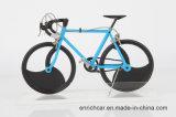 Mini bicicleta modelo da simulação para a mostra de competência