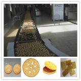 La fabbricazione di biscotti lavora la riga alla macchina con il nuovo disegno nel prezzo basso sulla vendita calda