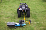 6.5HPエンジン600の働く幅ATVアームディスクの芝刈り機