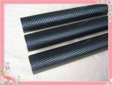 Varillas de fibra de carbono sólida Pultrusion Inerpensive