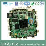 回路図LEDの印のボードPCB LEDのサーキット・ボード無線キーボードサーキット・ボード