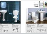 El último Siphonic Sanitaryware de dos piezas de los muebles del cuarto de baño