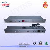 Modulateur agile analogique adjacent de CATV
