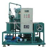 Petróleo frito sucio, máquina de proceso del petróleo vegetal (POLI)