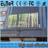 Cartelera a todo color al aire libre del vídeo de la consumición P20 LED de las energías bajas