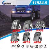 Neumático del carro de la fábrica de China con el PUNTO, ECE, Nom (11R22.5 11R24.5 295/75R22.5)