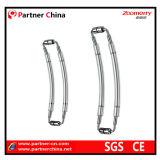 Manija moderna del tirón del acero inoxidable 304 para la puerta de cristal (01-116)
