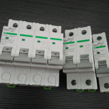 4p Circuit Breaker (TUV Certification), CC Circuit Breaker di Solar Photovoltaic con Competitive Price (JB-63)