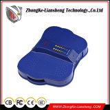 靴の金属探知器の下の高品質の青