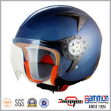 ECE Open Face Motorcycle 또는 Motorbike/Scooter Helmet (OP232)