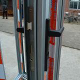 Qualitäts-thermischer Bruch-Aluminiumfalz-Tür Kz214