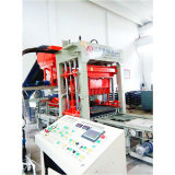 Bloco de cinza concreto do cimento hidráulico que dá forma a fabricantes da máquina