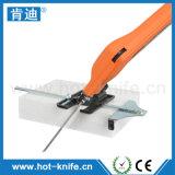 Industrieller elektrischer heißer Schaumgummi-Scherblock des Messer-ENV/Styroschaum-Scherblock