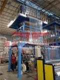 1700mm HDPE LDPE de Blazende Machine van de Film met het Roterende Hoofd van de Matrijs