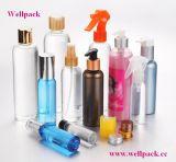 бутылка любимчика 320ml с пластичной крышкой для упаковывать внимательности кожи