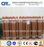 ASME ISOの50L Oxygen 150bar/200bar Seamless Steel Gas Cylinder