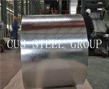 Dx51d a galvanisé les plaques de fer/tôle d'acier galvanisée
