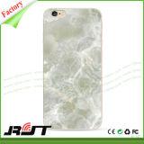 Caja de mármol del teléfono celular del modelo TPU para el SE de iPhone5 5s