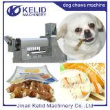 Chewing-gum de casse-croûte d'aliments pour chiens faisant la machine