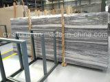 壁および床タイルのための中国の灰色の木の大理石